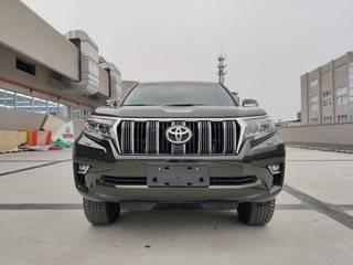 丰田普拉多 3.5L 自动 TX-L后挂备胎