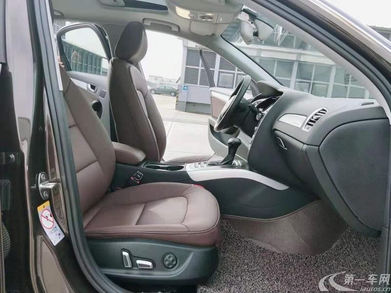 奥迪A4L 2015款 2.0T 自动 运动型 (国Ⅴ)