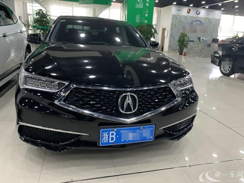 讴歌TLX-L 2018款 2.4L 自动 前驱 尊享版 (国Ⅴ)