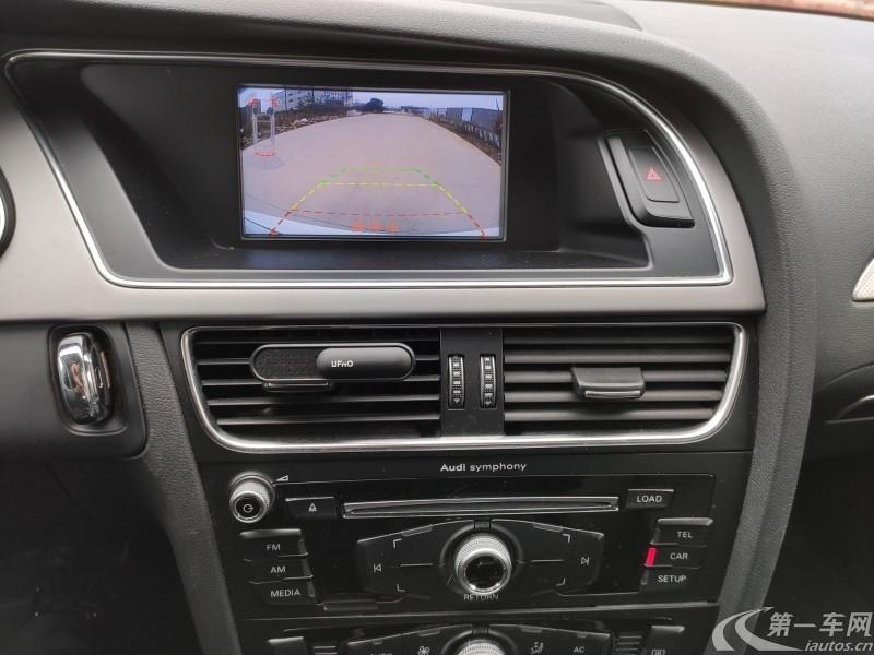 奥迪A4L 2012款 2.0T 自动 舒适型 (国Ⅳ)