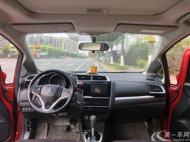 本田飞度 2014款 1.5L 自动 5门5座两厢车 领先版 (国Ⅳ)