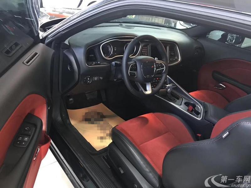 道奇Challenger [进口] 2019款 3.6L 自动 SXT-Plus加规版平行进口