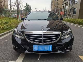奔驰E级 E260L 2.0T 自动 豪华型