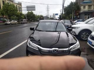 本田雅阁 2.4L 自动 豪华版