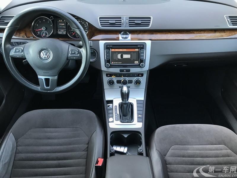大众迈腾旅行 [进口] 2012款 2.0T 自动 汽油 舒适版