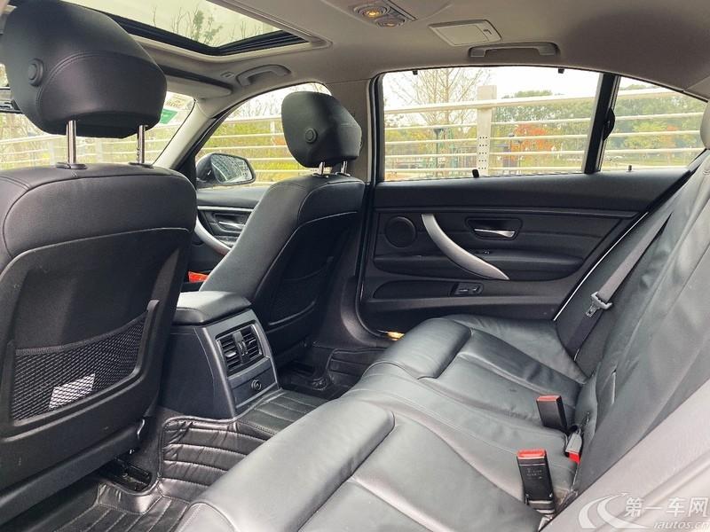宝马3系 328Li 2016款 2.0T 自动 汽油 时尚型 (国Ⅴ)