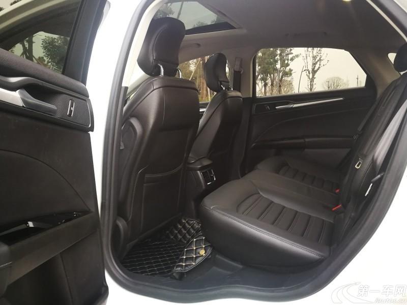 福特蒙迪欧 2013款 2.0T 自动 GTDi200豪华型 (国Ⅴ)