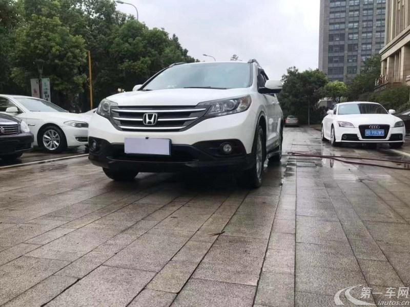 本田CR-V 2013款 2.0L 自动 前驱 经典型 (国Ⅳ)