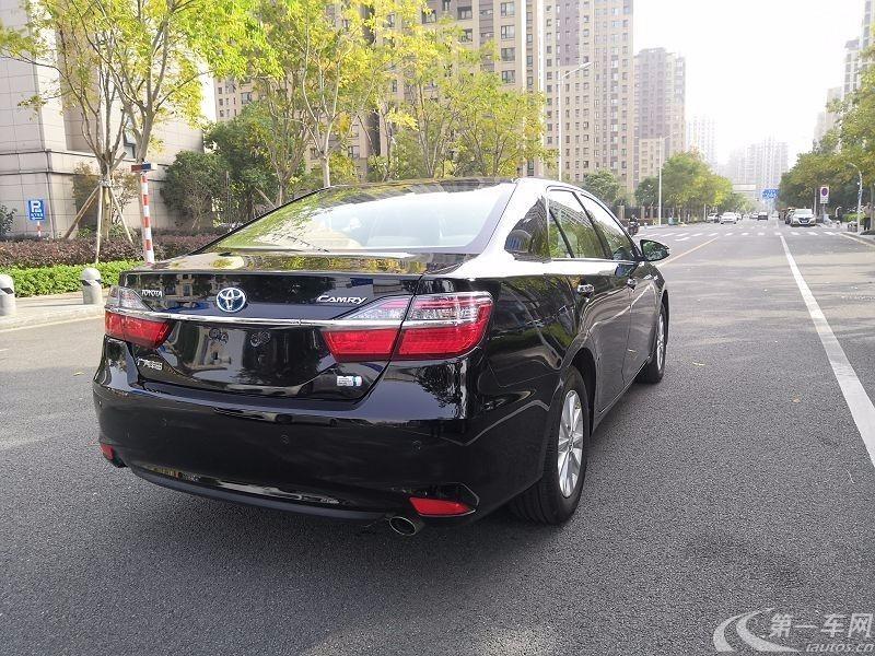 豐田凱美瑞 2015款 2.5L 自動 豪華導航版 (國Ⅳ)