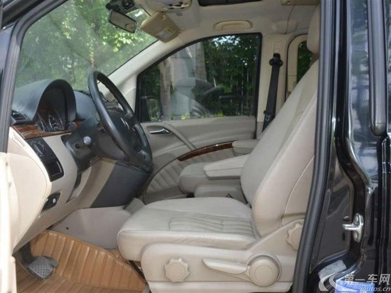 奔驰唯雅诺 2011款 2.5L 自动 7座 汽油 尊贵版 (国Ⅳ)