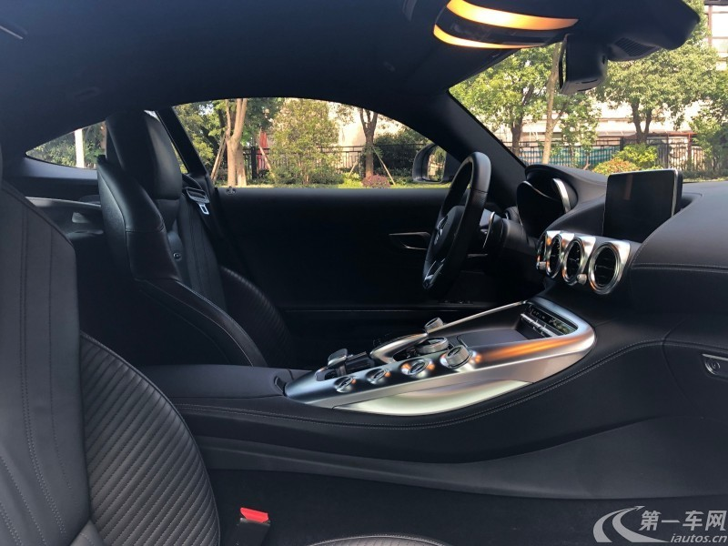 奔驰AMG-GT级 [进口] 2017款 4.0T 自动