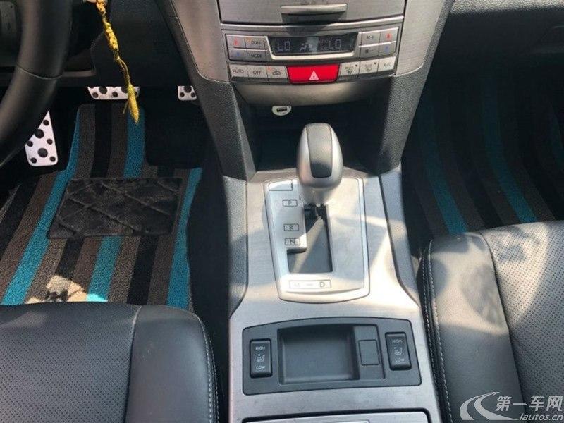 斯巴鲁傲虎 [进口] 2012款 2.5L 自动 四驱 运动版