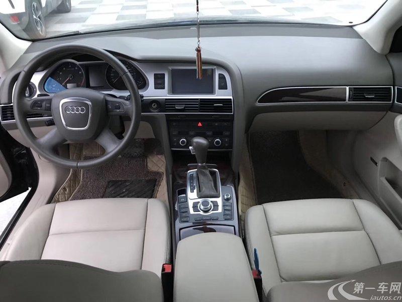 奥迪A6L 2009款 2.4L 自动 舒适型 (国Ⅳ)