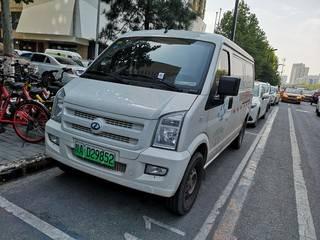 瑞驰汽车EC35 自动 厢式运输车