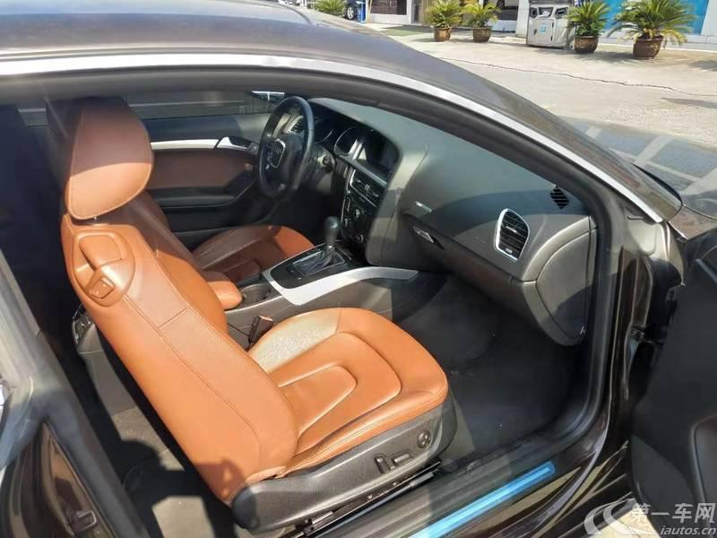 奥迪A5 Coupe [进口] 2010款 2.0T 自动 汽油