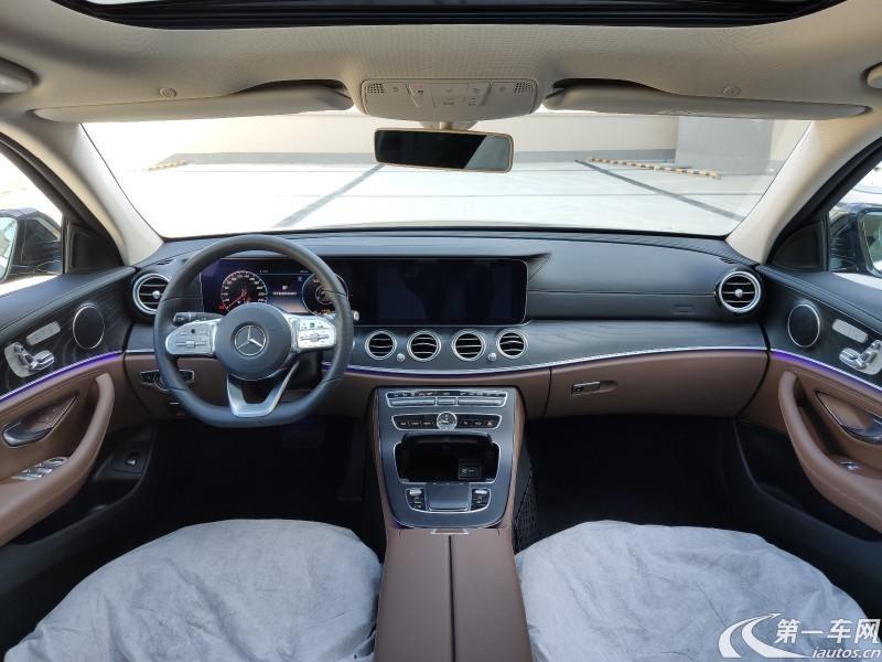 奔驰E级 E300L 2019款 2.0T 自动 汽油 时尚型 (国Ⅵ)