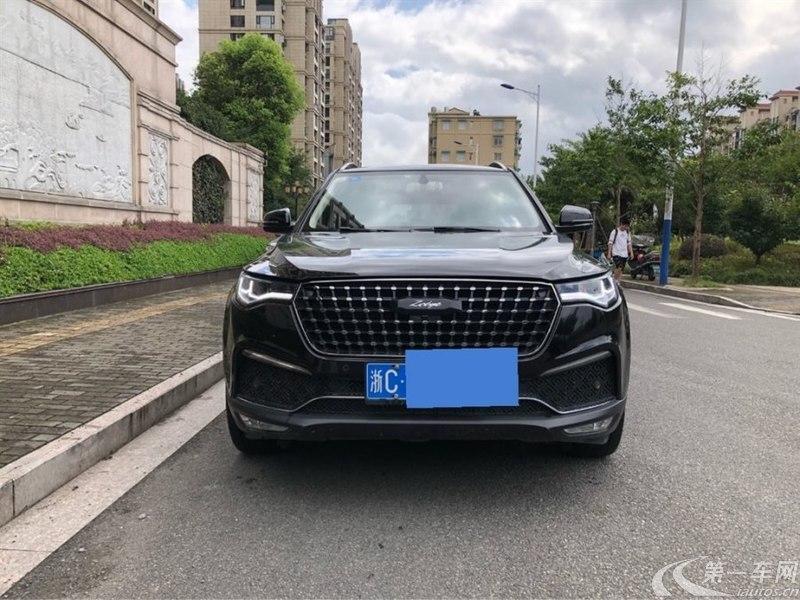 众泰T700 2017款 1.8T 自动 尊贵型 (国Ⅴ)