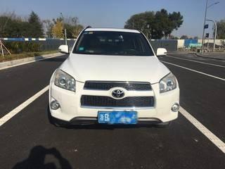 丰田RAV4 2.0L 自动 炫装版