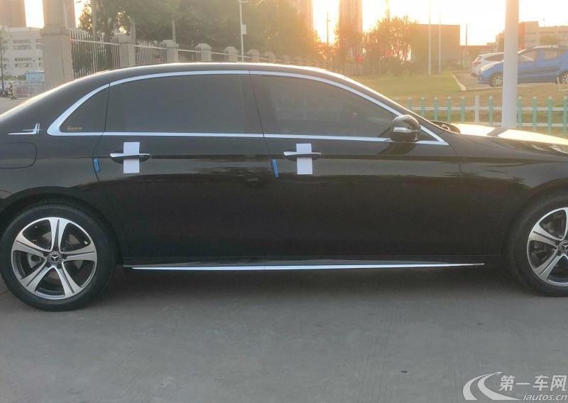 奔驰E级 E200L 2016款 2.0T 自动 汽油 (国Ⅴ)