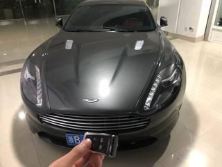 阿斯顿马丁Virage Coupe 6.0L 自动