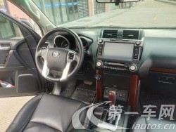 丰田普拉多 4000 [进口] 2014款 4.0L 自动 四驱 中东版平行进口