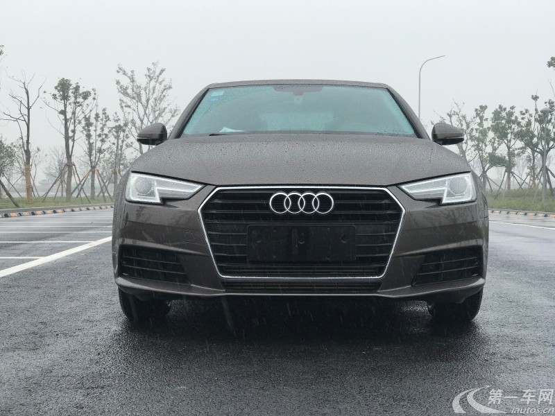 奥迪A4L 2017款 2.0T 自动 plus风尚型 (国Ⅴ)