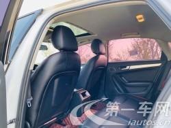 奥迪A4L 2016款 2.0T 自动 技术型 (国Ⅴ)