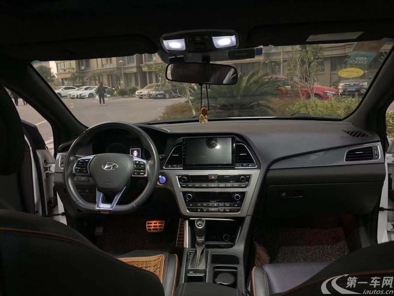 现代索纳塔 2015款 2.0L 自动 GLX经典豪华版 (国Ⅳ)