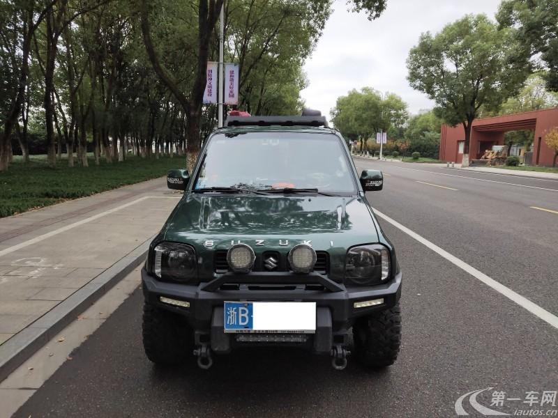 铃木吉姆尼 [进口] 2012款 1.3L 自动 四驱 JLX