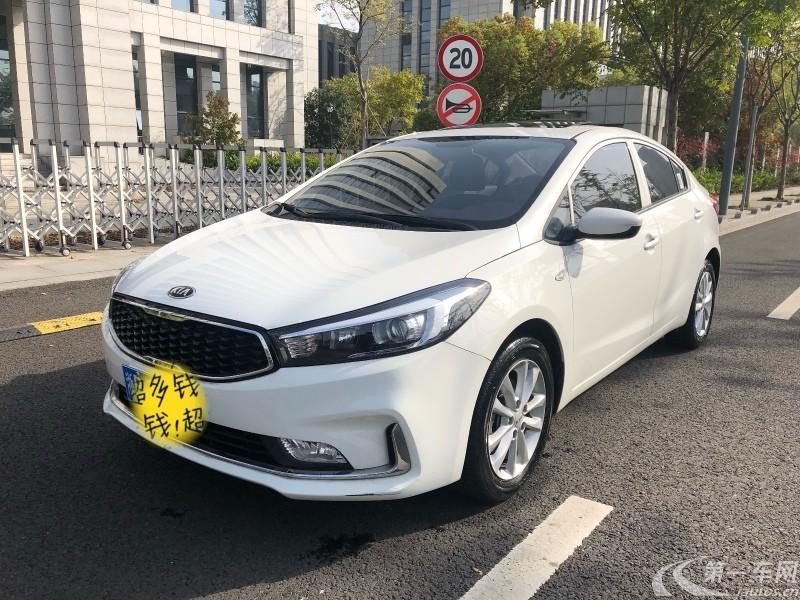 起亚K3 2017款 1.6L 自动 Smart Connect (国Ⅴ)