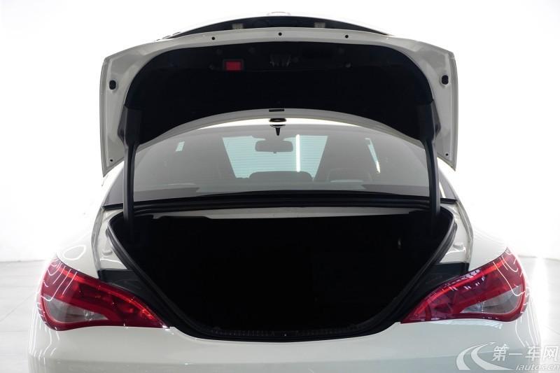 奔驰GLA GLA200 2017款 1.6T 自动 时尚型 (国Ⅴ)