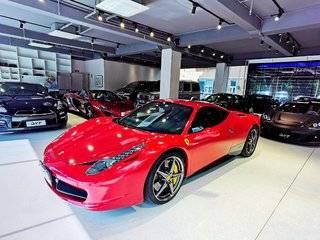 法拉利458 4.5L