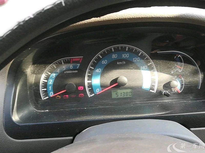 一汽佳宝V70 2011款 1.0L 手动 8座 舒适型