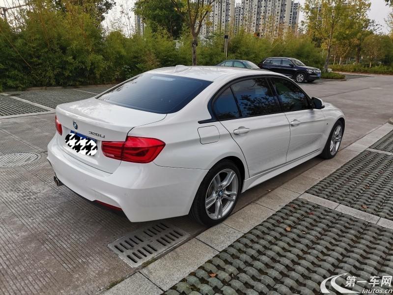 宝马3系 320i 2018款 2.0T 自动 汽油 M运动曜夜版 (国Ⅴ)