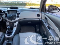 雪佛兰科鲁兹 2013款 1.6L 手动 SE-WTCC版 (国Ⅳ)