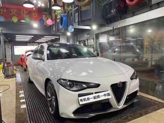 阿尔法罗密欧Giulia 2.0T 自动 豪华运动碳纤维限量版