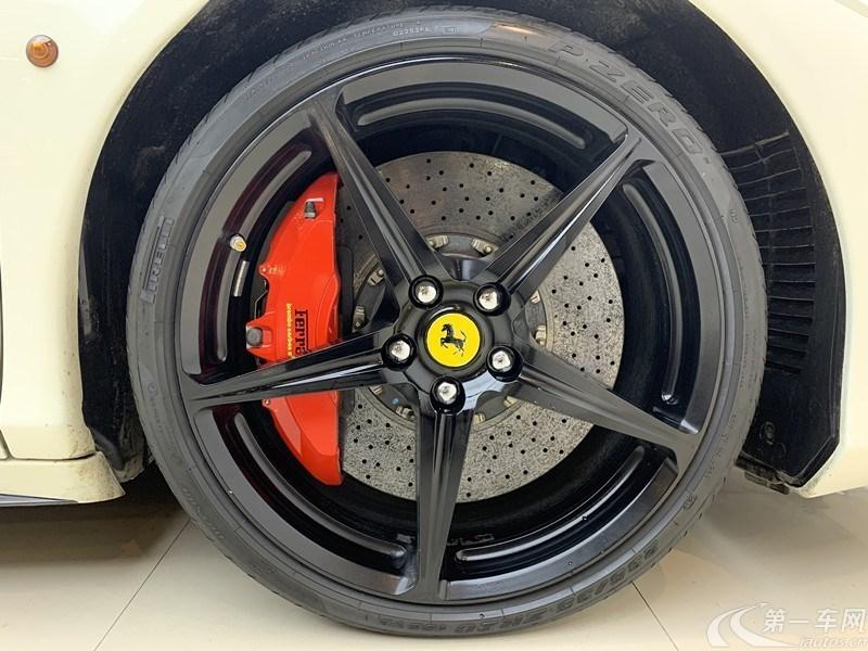 法拉利458敞篷 [进口] 2013款 4.5L 自动