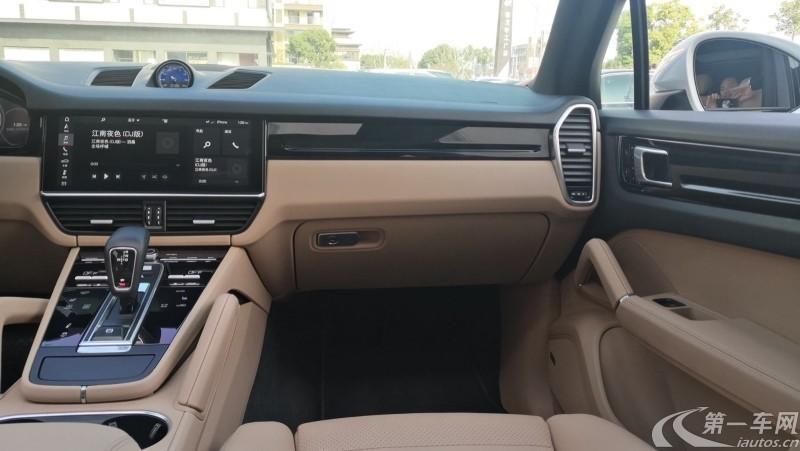 保时捷Cayenne [进口] 2018款 3.0T 自动 四驱 油电混合 S铂金版美规版平行进口