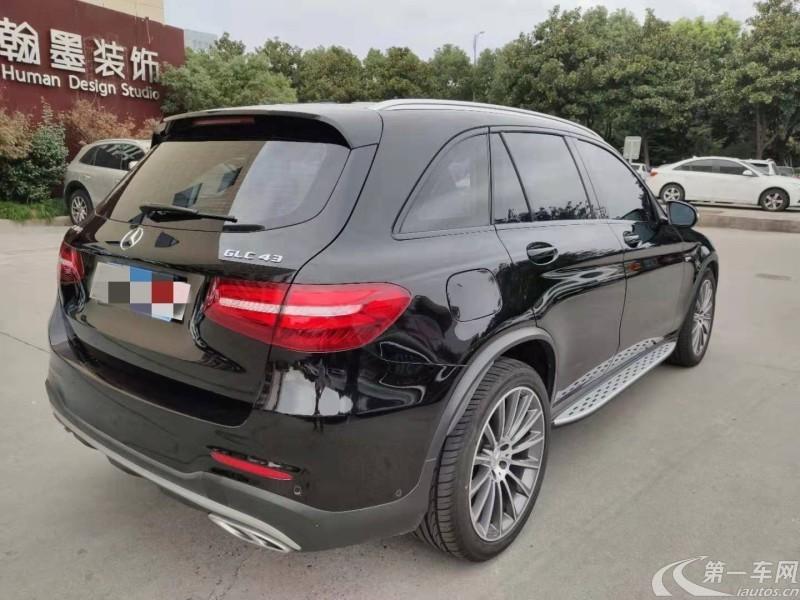 奔驰C43 [进口] 2019款 3.0T 自动 特别版旅行轿车