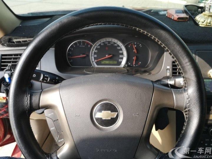 雪佛兰景程 2008款 2.0L 自动 SX豪华型 (国Ⅳ)