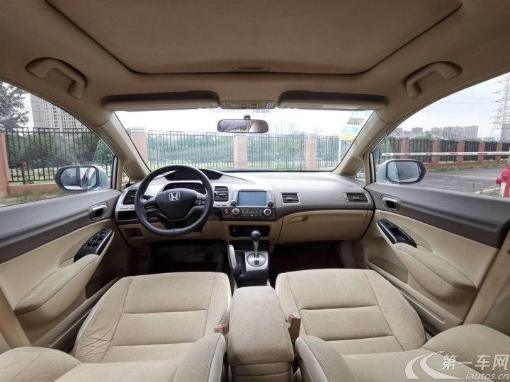 本田思域 2009款 1.8L 自动 舒适型 (国Ⅳ)