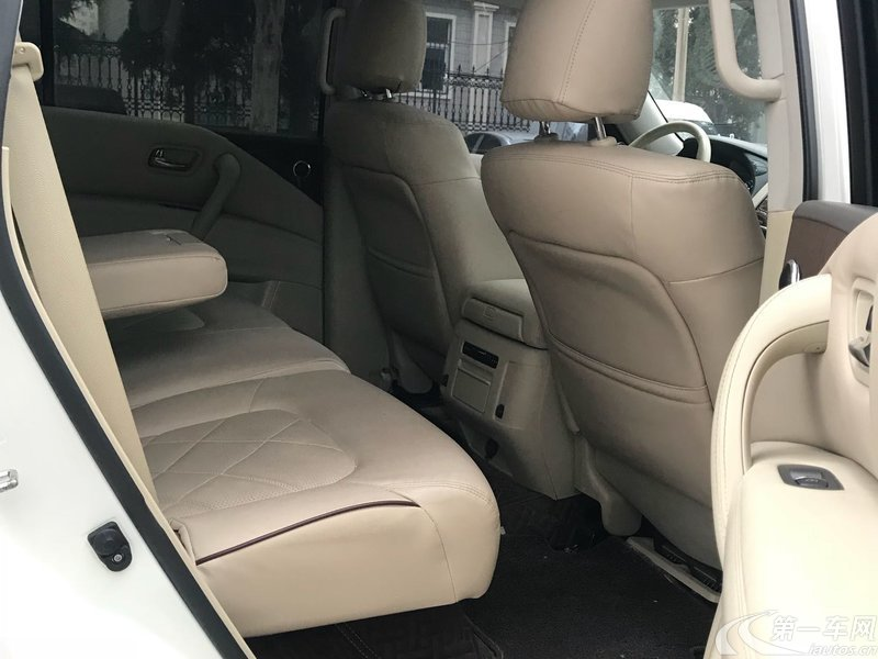 日产途乐 [进口] 2018款 4.0L 自动 四驱 旗舰版