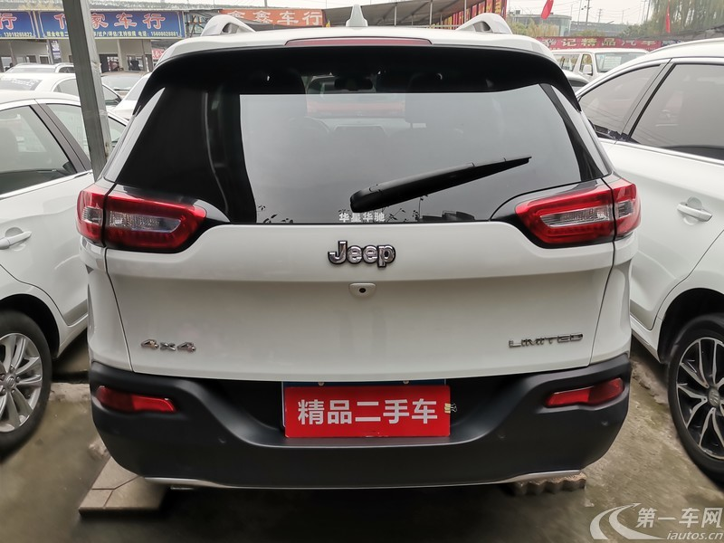 吉普自由光 [进口] 2015款 2.4L 自动 四驱 精英版