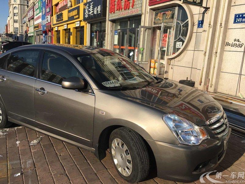 日产轩逸 2012款 1.6L 自动 XE舒适版 (国Ⅳ)