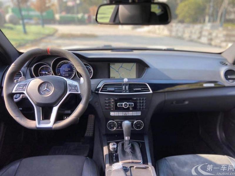 奔驰C63 [进口] 2014款 6.2L 自动 双门轿跑Edition-507 (欧Ⅳ)