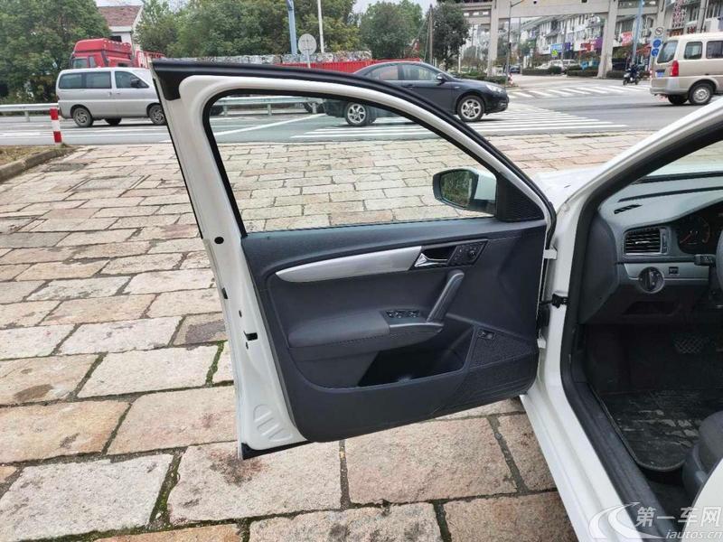 大众朗逸 2013款 1.4T 自动 改款舒适版 (国Ⅳ)