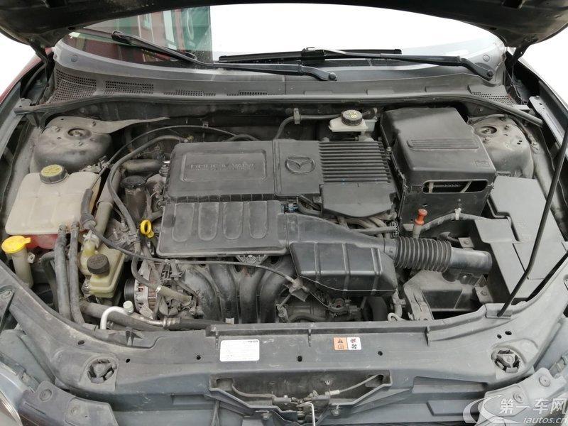马自达3 2007款 1.6L 自动 标准型 (国Ⅳ)