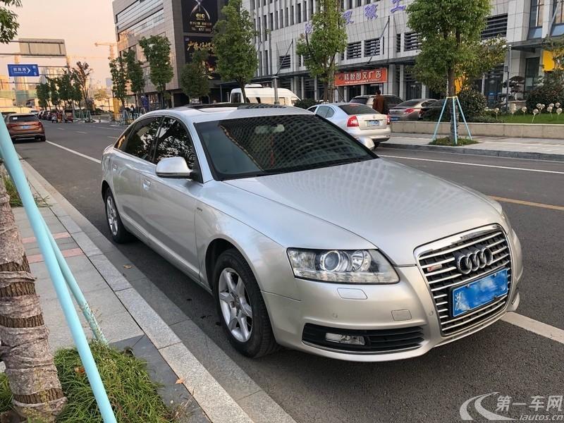 奥迪A6L TFSI 2011款 2.0T 手动 标准型 (国Ⅳ)