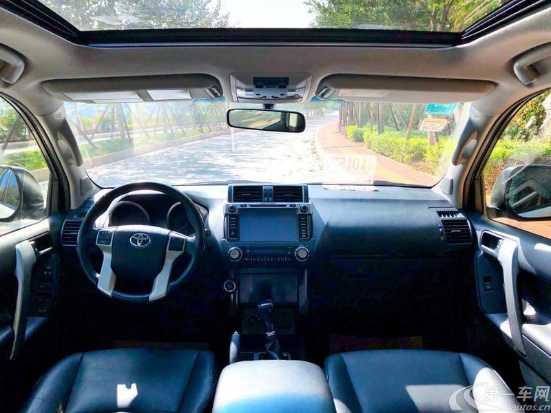 丰田2015款 2.7L 自动 四驱 标准版 (国Ⅴ)