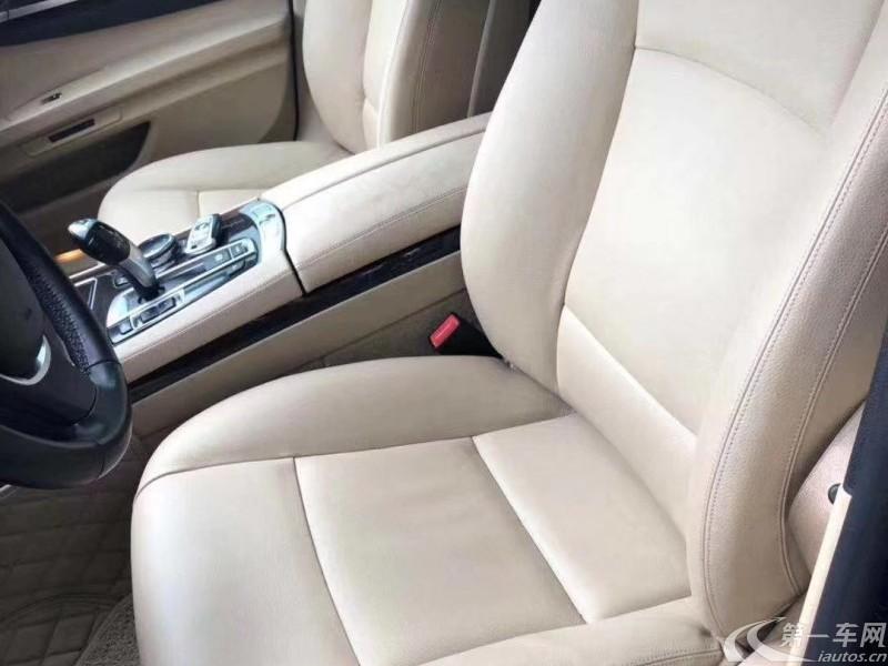 宝马7系 730Li [进口] 2013款 3.0L 自动 汽油 豪华型